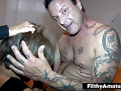 Lay superfisting on all sides of on touching lashes together with ass-fucked