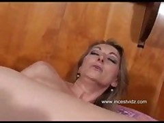son in bed with anal mom