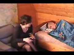 Russian mom and son - family seductions 02