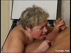 Russian Granny And Boy 143
