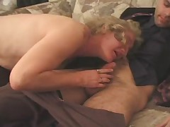 Gummy Granny Pickup and Limp Dick Fuck