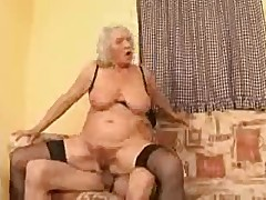 Granny Norma Is Still At It