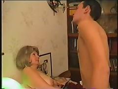Fuck Blonde Mom