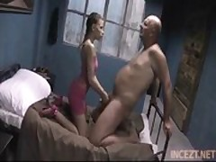 pa fucks daughter intense