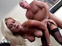 MILF Rides Ancient Man's Penis! - Pornhub.com