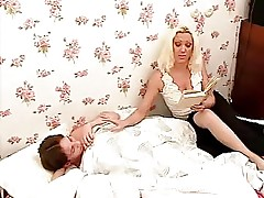 Russian Milf Fucks Well-disposed 5