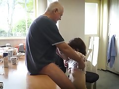 Precise grungy blowjob detach from down in the mouth young spoil