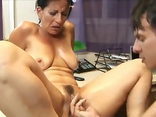 Sexy MILF merely fucking