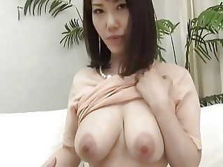 Asian mother is pretty