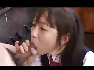 Desperate Japanese whore
