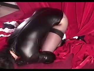 latex tape bondage