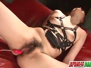 Rough maledom porn scenes along Nagisa Uematsu