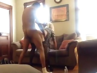 BBC Making Wife Scream When Hubby Not Home