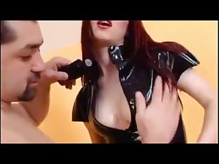 Whos You Daddy Latex Porno Video by CrazyCezar