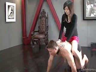 Mistress Chu's First Ride