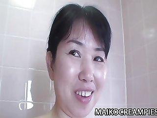 Sumie Nagai - A Cum Explosive Sex With A Hot Asian Mature