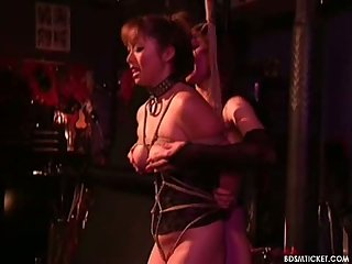Asian sub is helpless
