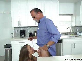 Teen daughters fucked