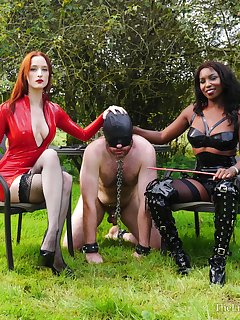 <!–-IMAGE_COUNT-–> of Enslaved For Their Pleasure