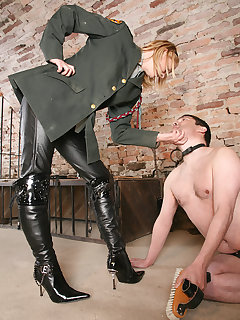 <!–-IMAGE_COUNT-–> of PRISON INSPECTION WITH MISTRESS GEORGIA